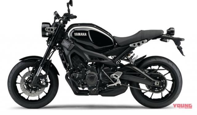 Yamaha XSR900 XSR700 2019 duoc bo sung mau moi sau sac hon bao gio het - 5
