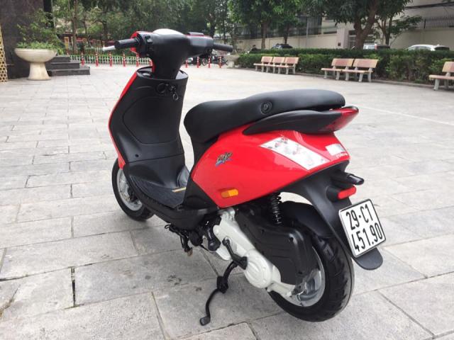 Zip 100cc Viet nam mau do doi chan chong dien 2k16 bien ha noi - 6