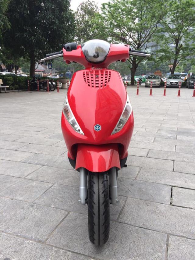 Zip 100cc Viet nam mau do doi chan chong dien 2k16 bien ha noi - 8