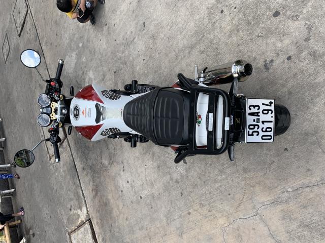 _ Can Ban be HONDA CB400 Super Four Revo ABS DKLD T62015 HQCN odo 11000km ngay chu dung ban - 10