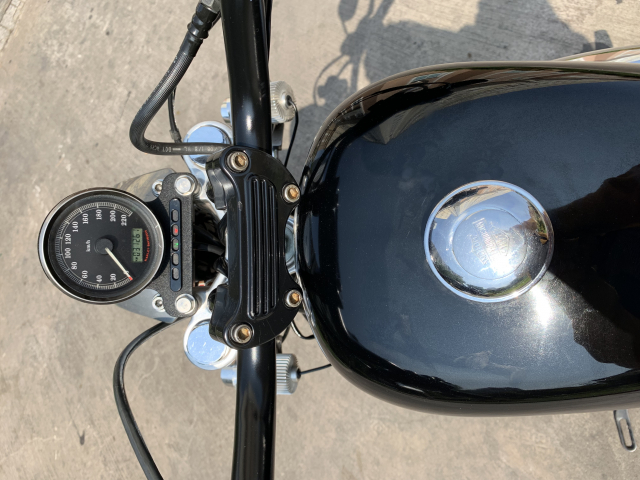 _ Can Ban Xe HARLEY DAVIDSON Sporter 883 Harley 883 883cc odo 31000km DKLD 82012 ngay chu - 10