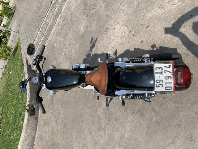 _ Can Ban Xe HARLEY DAVIDSON Sporter 883 Harley 883 883cc odo 31000km DKLD 82012 ngay chu - 11