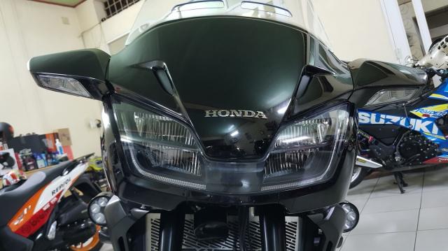 Ban Honda CTX1300 Deluxe V4 ABS 2016 HQCN HiSS odo 15k Cuc doc va dep - 3