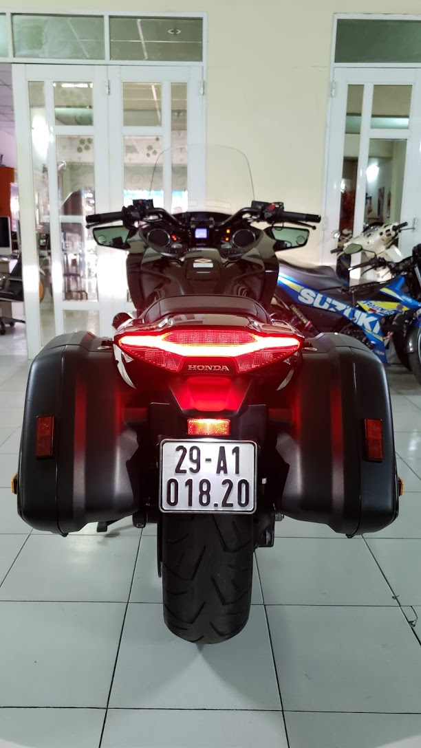 Ban Honda CTX1300 Deluxe V4 ABS 2016 HQCN HiSS odo 15k Cuc doc va dep - 11