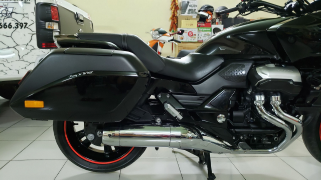 Ban Honda CTX1300 Deluxe V4 ABS 2016 HQCN HiSS odo 15k Cuc doc va dep - 12