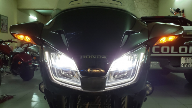 Ban Honda CTX1300 Deluxe V4 ABS 2016 HQCN HiSS odo 15k Cuc doc va dep - 13