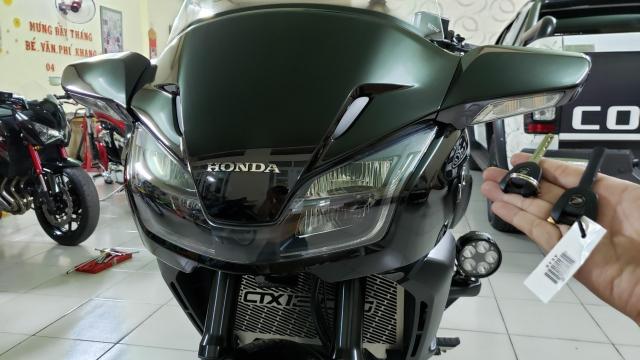 Ban Honda CTX1300 Deluxe V4 ABS 2016 HQCN HiSS odo 15k Cuc doc va dep - 14