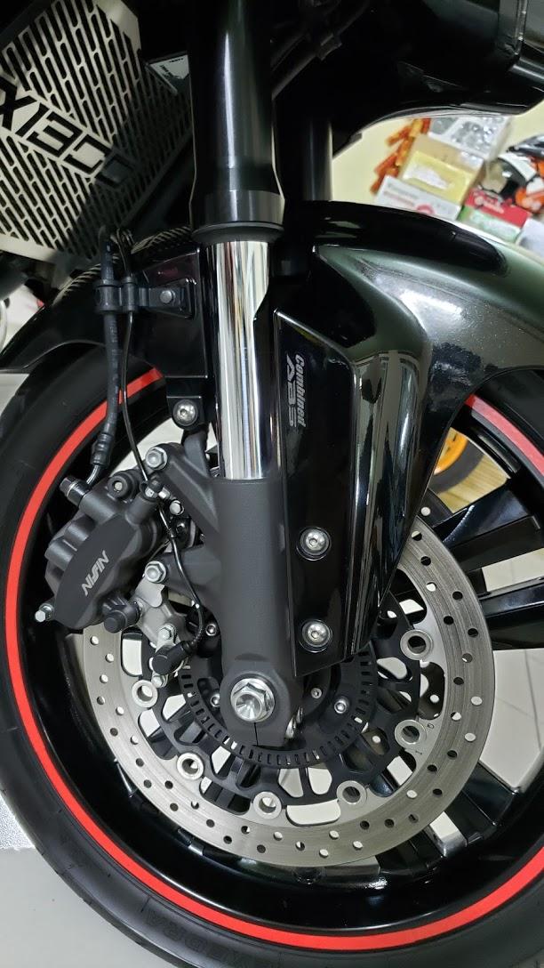 Ban Honda CTX1300 Deluxe V4 ABS 2016 HQCN HiSS odo 15k Cuc doc va dep - 21