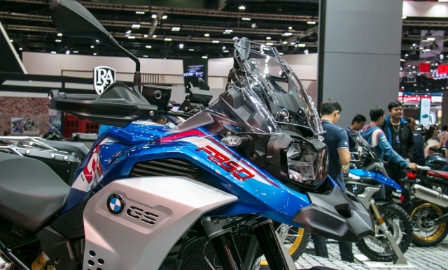 BIMS 2019 Can canh BMW F850GS 2019 voi gia ban 490 trieu dong - 23