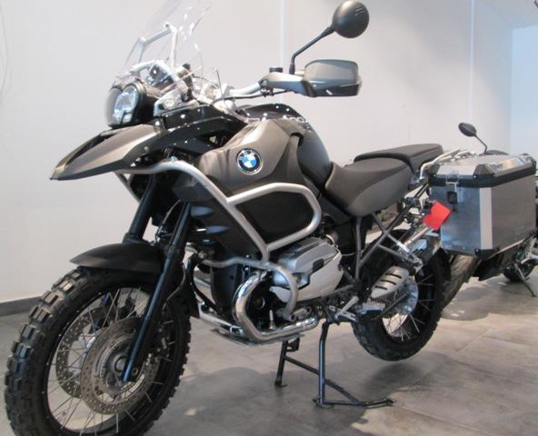 BMW R1200 GS Nhap Khau Nguyen Ban - 2