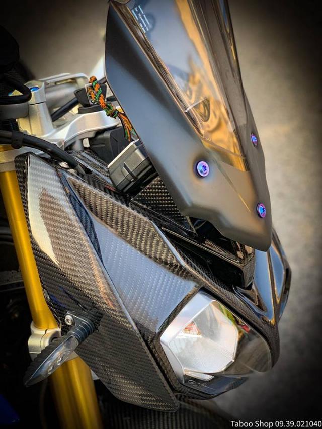 BMW S1000R do full ao Carbon dep me hon cua biker Viet - 4