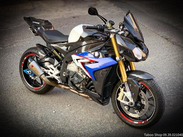 BMW S1000R do full ao Carbon dep me hon cua biker Viet - 6