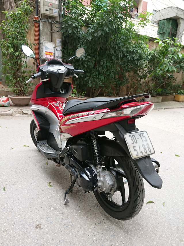 Can ban Honda Airblade fi doi 2010 chinh chu HN nguyen ban - 3