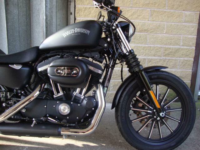 Can ban xe HarleyDavidson XL883N Ironzalo0943088479xem hinh - 6