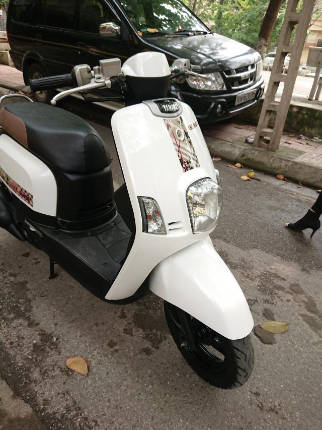Can ban Yamaha Cuxi fi 2012 chinh chu nu dung it dep rat moi