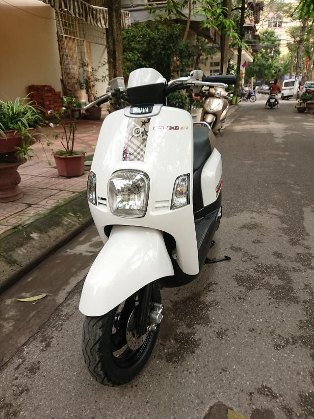 Can ban Yamaha Cuxi fi 2012 chinh chu nu dung it dep rat moi - 3