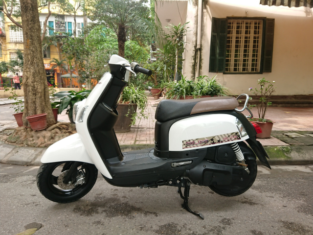 Can ban Yamaha Cuxi fi 2012 chinh chu nu dung it dep rat moi - 2