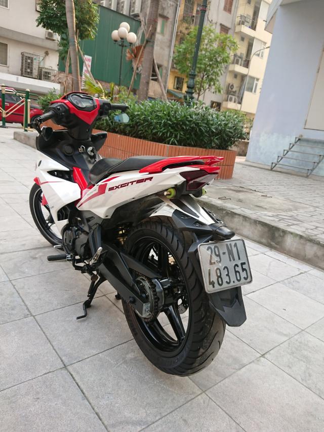 Can ban Yamaha Exciter 150fi Sport nguyen ban 2016 chinh chu su dung tot