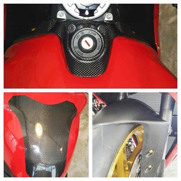 Ducati Panigale 899 do kich tinh voi cau hinh WSBK - 5