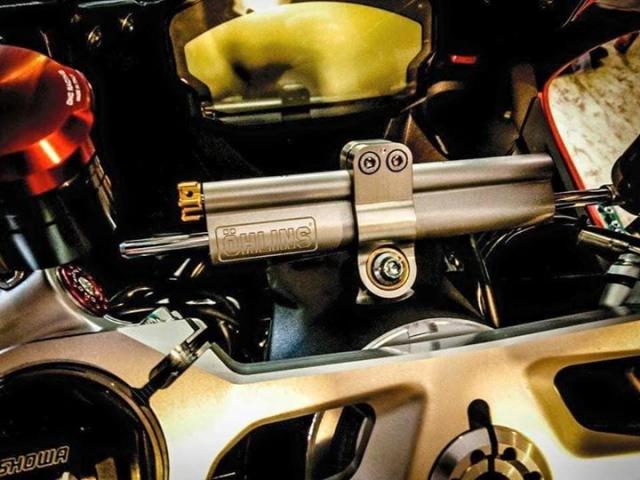Ducati Panigale 899 do kich tinh voi cau hinh WSBK - 7