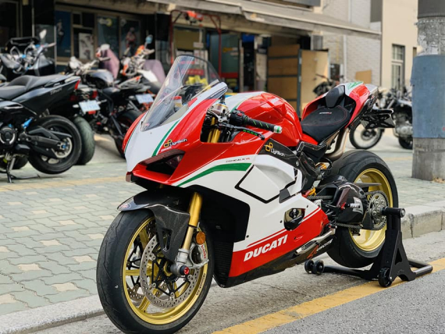 Ducati Panigale V4 S do gay sot nguoi xem voi cau hinh thuong dinh - 11