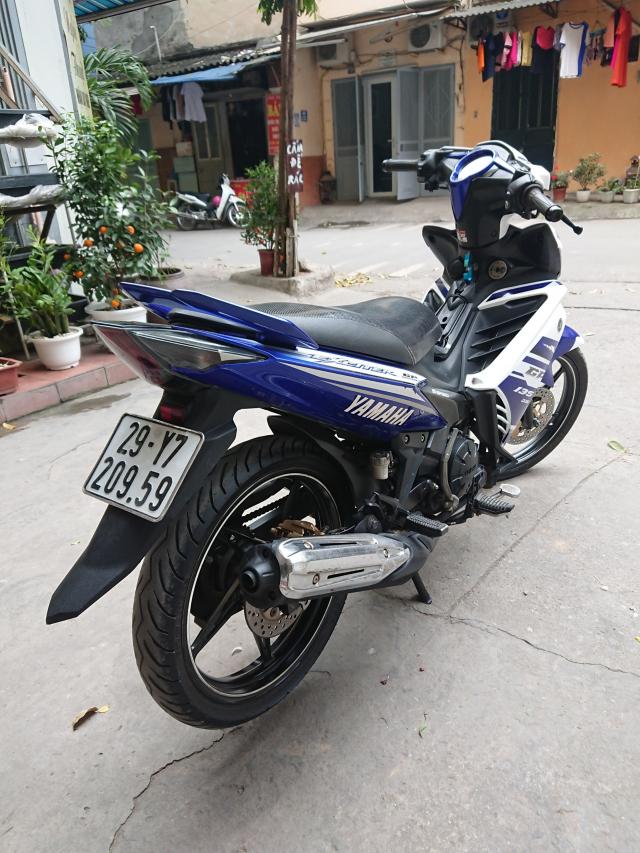 Exciter 135 GP con tay 2015 cuc chat nguyen ban chinh chu bien - 2