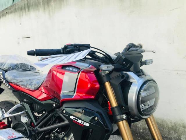Hinh anh thuc te CB150R 2019 Streetster chinh hang dau tien tai VN - 3