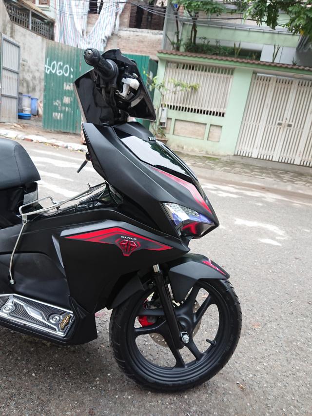 Honda Airblade fi 2016 den led Black den mo chinh chu cuc moi - 2