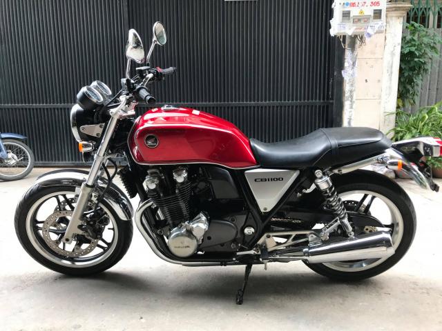 Honda CB1100cc doi 2010