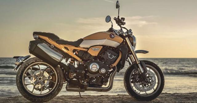 Honda CB1000R do hap dan theo style MonkeyKong tu dan em Monkey 125 - 3