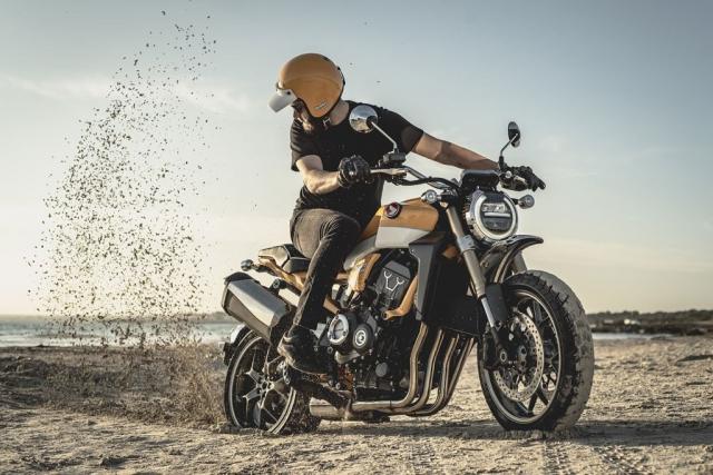 Honda CB1000R do hap dan theo style MonkeyKong tu dan em Monkey 125 - 5