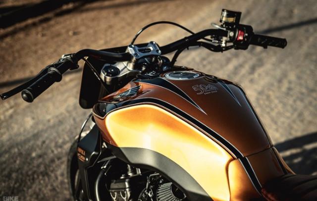 Honda CB1000R Impala Tracker do voi chi phi gan ca tram trieu VND - 5