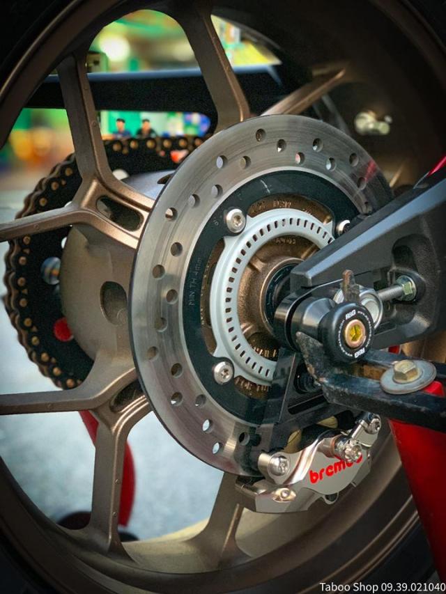 Honda CB650R do nhe theo phong cach chay pho cua Biker Viet - 9