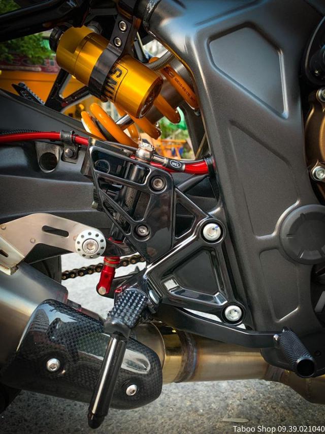 Honda CB650R do nhe theo phong cach chay pho cua Biker Viet - 11