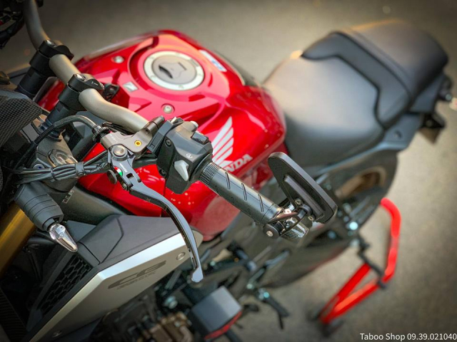 Honda CB650R do nhe theo phong cach chay pho cua Biker Viet - 17