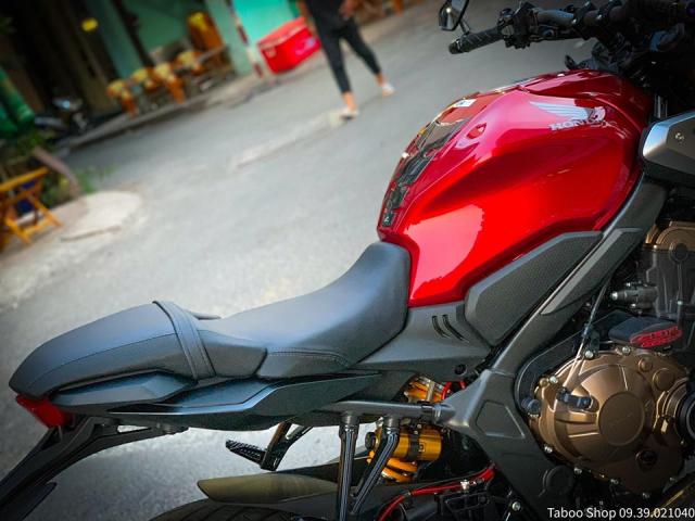Honda CB650R do nhe theo phong cach chay pho cua Biker Viet - 19
