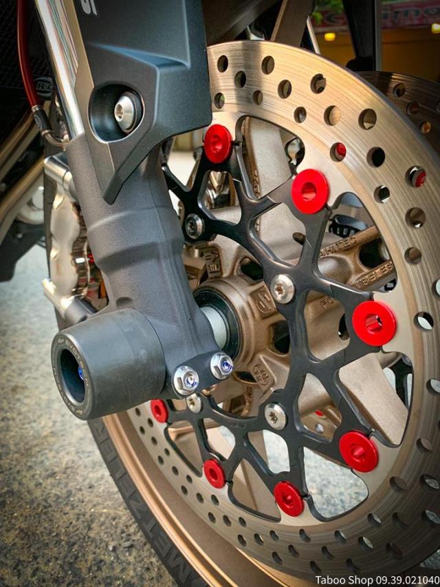 Honda CB650R do nhe theo phong cach chay pho cua Biker Viet - 23