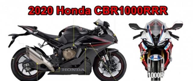 Honda CBR1000RRR Triple R cap nhat trang bi o cap do MotoGP - 9