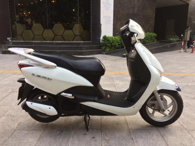 Honda Lead Fi mau trang bien Ha noi nguyen ban - 3
