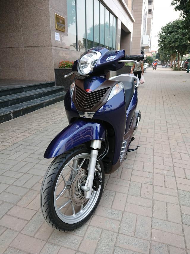 Honda Sh mode 2016 Xanh cuu long chinh chu HN moi nguyen ban - 2