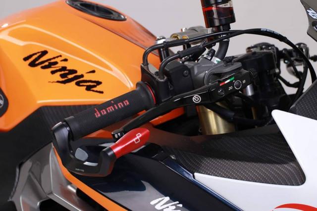 Kawasaki Ninja 250 do cuc khung voi cau hinh duong dua - 6