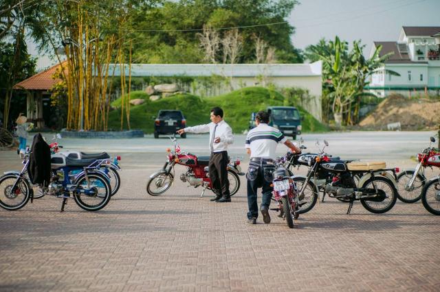 Man ruoc dau doc dao bang xe Honda 67 cua biker mien Tay - 21