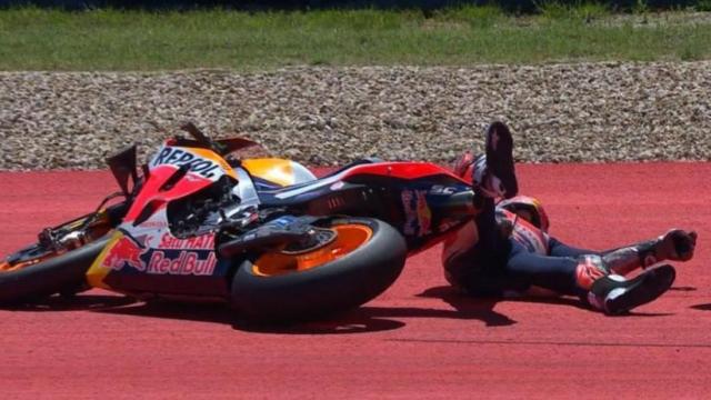 MotoGP 2019 Marc Marquez do duong Alex Rins gianh chien thang ngoai du doan - 3