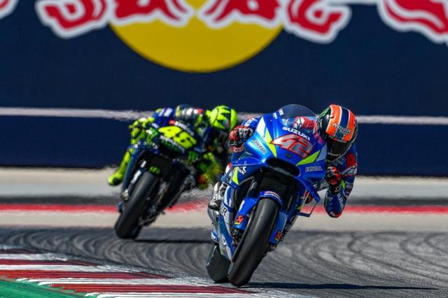 MotoGP 2019 Marc Marquez do duong Alex Rins gianh chien thang ngoai du doan - 5
