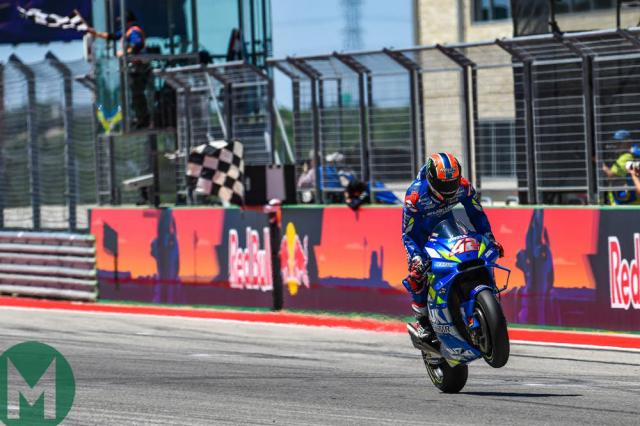 MotoGP 2019 Marc Marquez do duong Alex Rins gianh chien thang ngoai du doan - 6