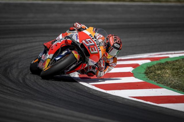 MotoGP 2019 Duong kim vo dich Marc Marquez menh danh nguoi tang hinh o GP Argentina - 4