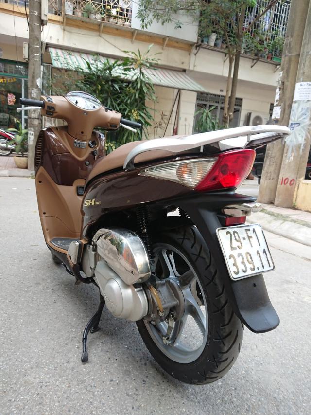 Rao ban Honda SH 150i nau 2OO9 nguyen ban su dung 61tr