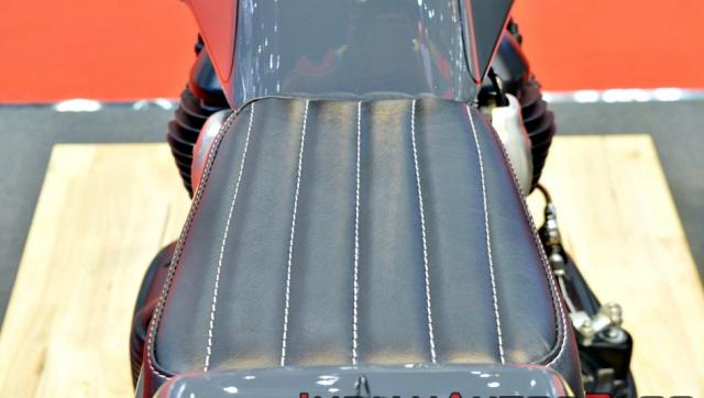 Continental GT 650 do Cafe Racer mang ten Vayu day chat choi den tu KSpeed - 13