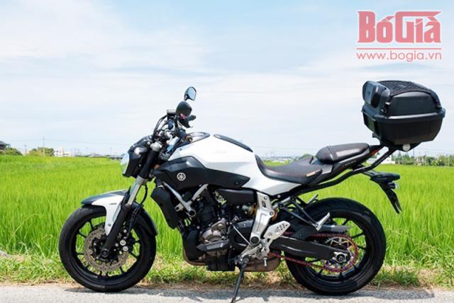 Tong hop cac mau thung Givi gan cho cac loai xe moto xe may - 2
