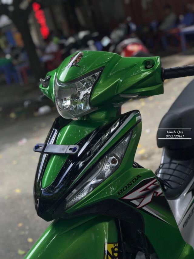 Wave RSX 2014 do style Revo Indonesia doc nhat vo nhi - 8